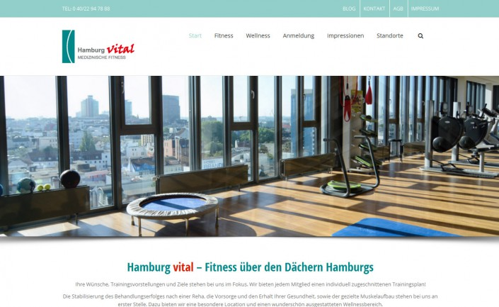 online marketing webdesign