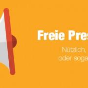 Freie Presseportale – Nützlich, überflüssig oder sogar schädlich?