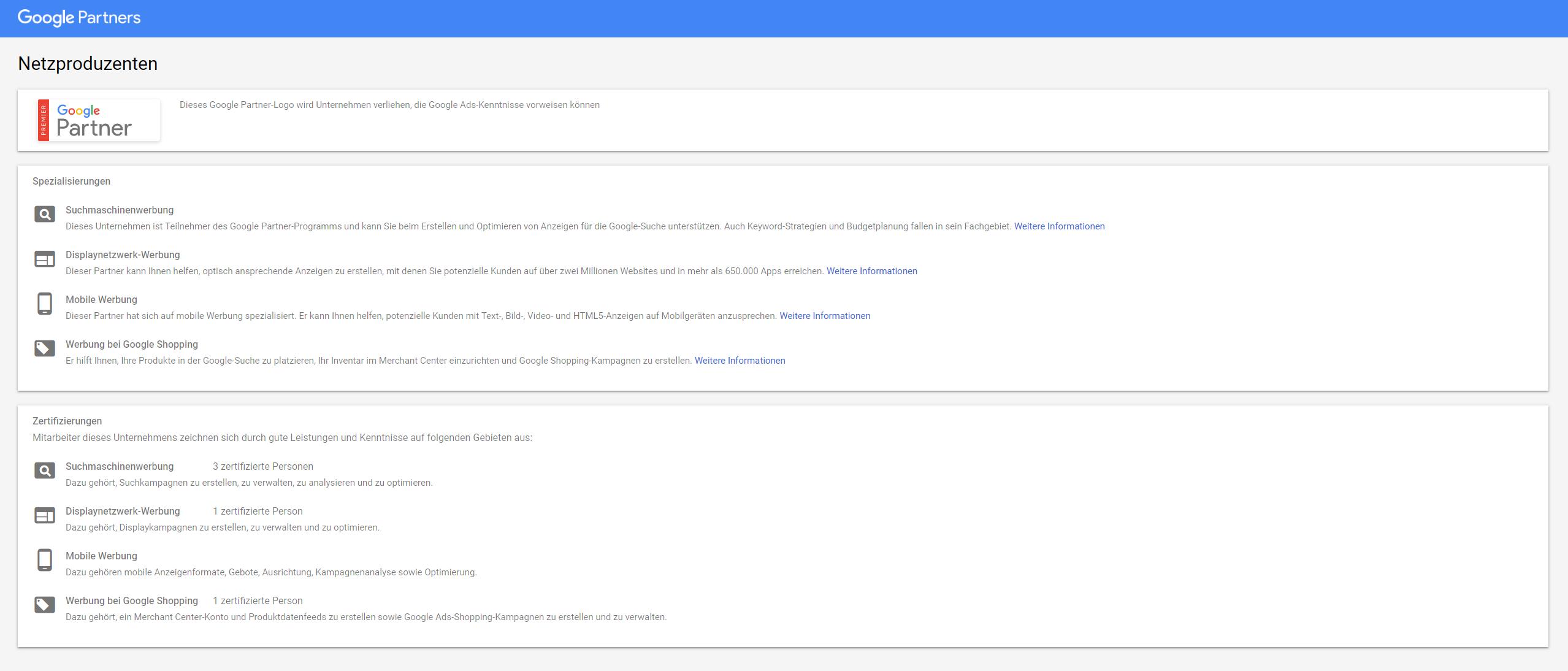 Ok google was bedeutet banal