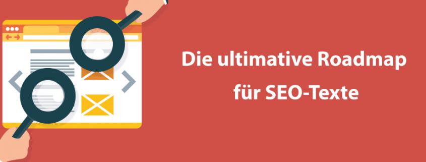 Die Ultimative Roadmap Für Seo Texte Netzproduzenten Blog