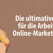 Checklist Online-Marketing-Agentur