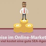Preise im Online-Marketing
