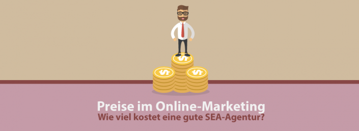 Preise im Online-Marketing