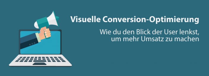 Visuelle Conversion-Optimierung-