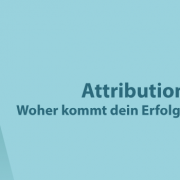 Attributionsmodellierung