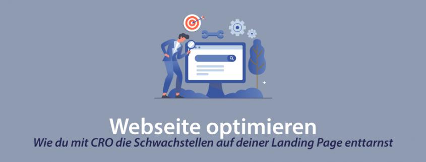 Webseiten optimieren