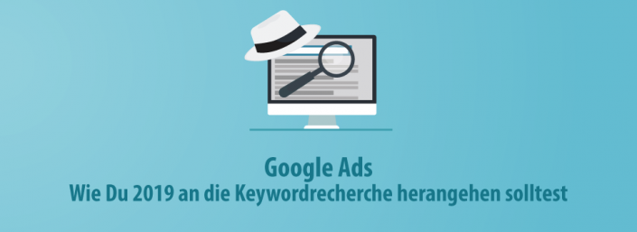 Google-Ads Keywordrecherche