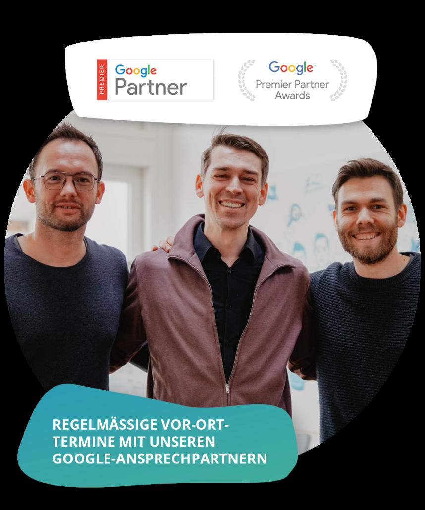 Google Ads Premier Partner Agentur