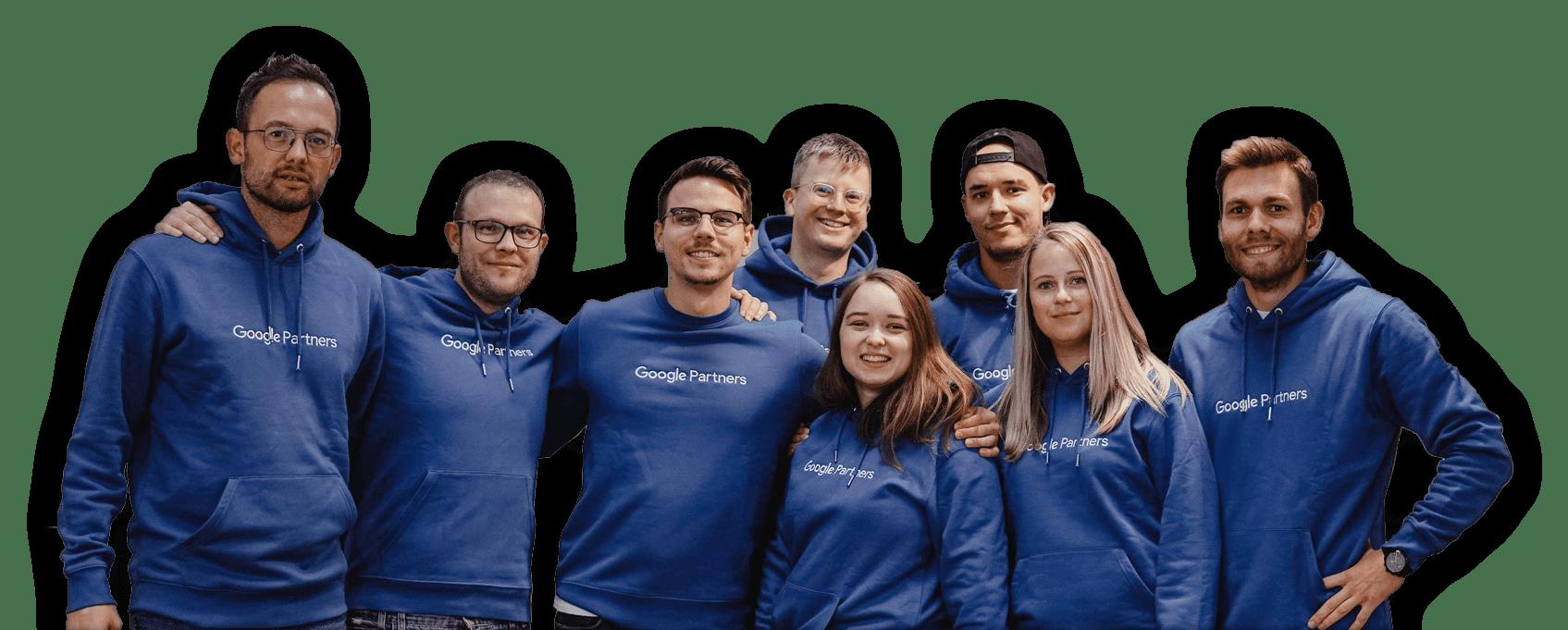 Team Performance Marketing Agentur