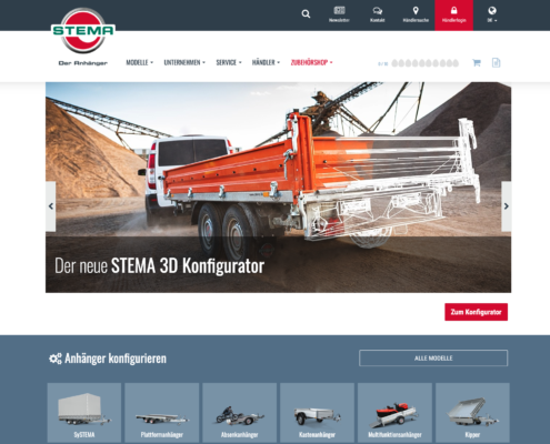 Stema Website